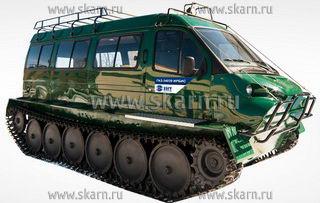 ГАЗ 34039 ИРБИС поставщик ООО СКАРН