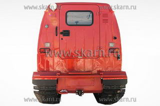 ГАЗ 3409 вездеход гусеничный, официальный поставщик ООО СКАРН