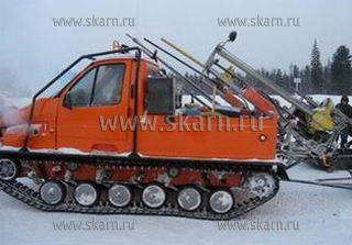 "Вездеход ГАЗ 3409 ""Бобр"""