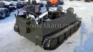 ГAЗ 73 ГТ-МУ Бронированный гусеничный транспортер, поставщик ООО СКАРН