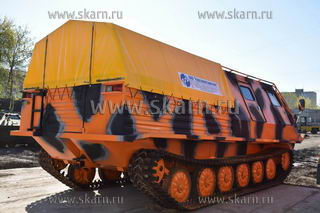 Снегоболотоход КТМ 12 Г официальный поставщик ООО СКАРН