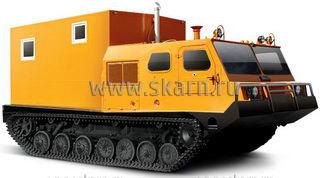 МГП 522 Машина Гусеничная Пассажирская, поставщик ООО СКАРН